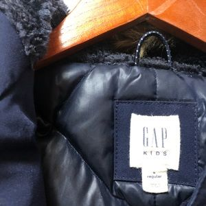 Girls Gap winter coat